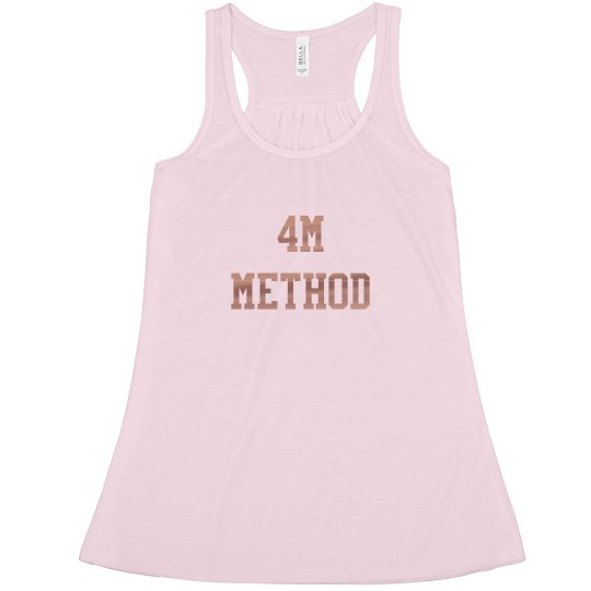 4M Method team 4M Pink