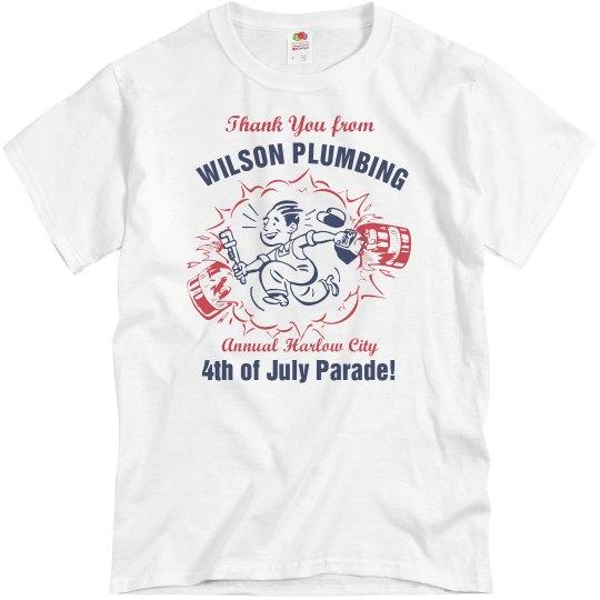 4th of July Parade Biz