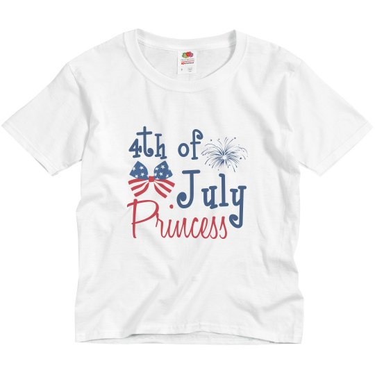 4th of July Princess