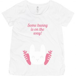 Some Bunny Cute Easter Maternity