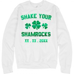 Go On And Shake Those Shamrocks