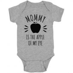 Matching Mother & Baby Fall Apple