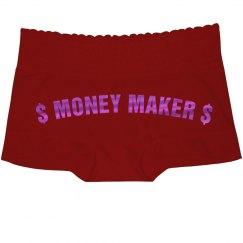 Metallic My Money Maker