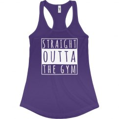 Straight Outta This Gym