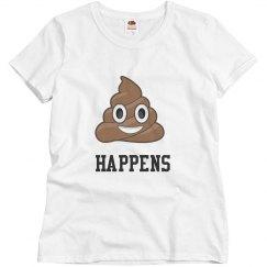 Emoji * Happens