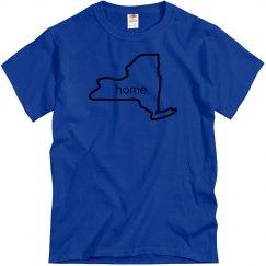 New York - home