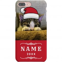 Custom Xmas Accessories For Cats