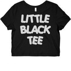 Little Black Tee