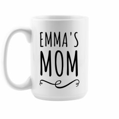 Personalized Mom Gift Mother's Day