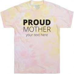 Proud Mother Custom Tee