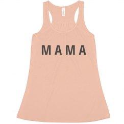 Mama Flowy Tank