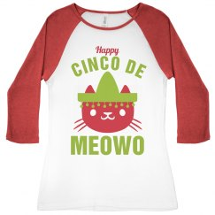 Happy Cinco De Mayo Meowo Cat