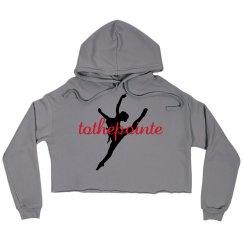 Crop hoodie - ladies