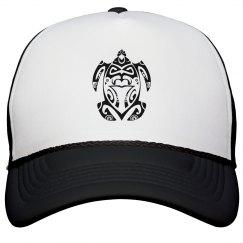 Pacific Island Turtle hat