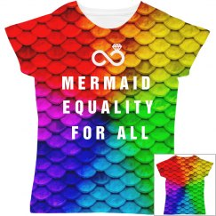 Mermaid Equality For All