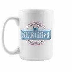 SERtified Coffee Mug