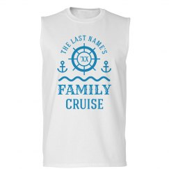Create Your Own Family Cruise Tees