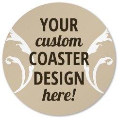 Custom Coaster Fancy