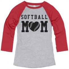 You Can Now Design Softball Mom Jerseys!