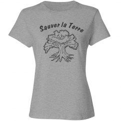Sauver la Terre t-shirt