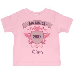 Big Sister Custom Year