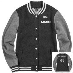 BGMW Models Letter Jacket