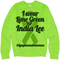 Lymphoma Crewneck Sweater
