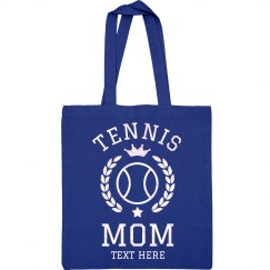 Tennis Mom Custom Tote