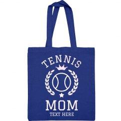 Tennis Mom Custom Tote