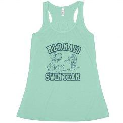Mermaid Swim Team