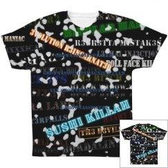 GROWN ASS PINUPS Sublimination T-Shirt