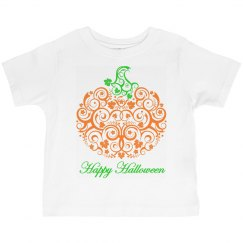 Lace Pumpkin Shirt