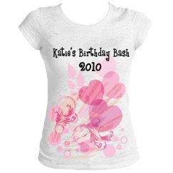 Katie's bday bash
