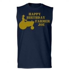 Happy Birthday Farmer