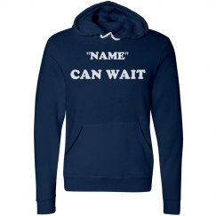 """Name can wait"