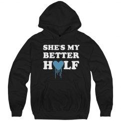 She's My Better Half