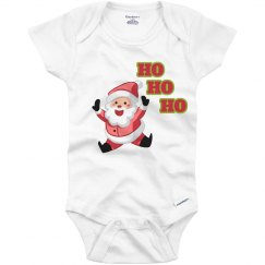 Infant Christmas Onesies