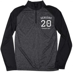 Seniors 2018 Athletic Pullover