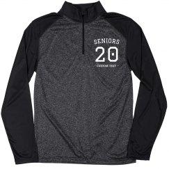 Seniors 2018 Athletic Pullover