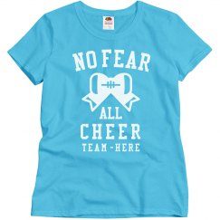Custom Cheer Team Shirts