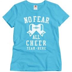 Custom Cheer Team Shirts