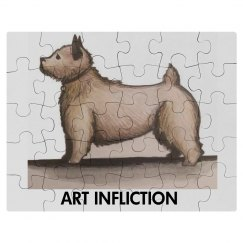Art Infliction Jigsaw Puzzle