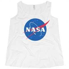 Nasa Logo Plus Tank
