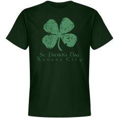 KC Forest Clover - St. Patrick's Day - ultrasoft