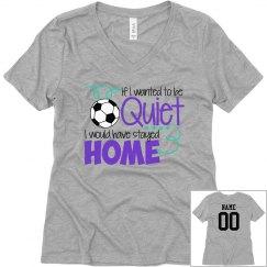 Loud Soccer Mom