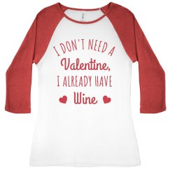 Wine You Be Mine?