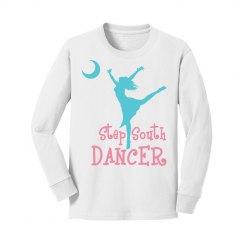 Youth Long Sleeve Dance Tee