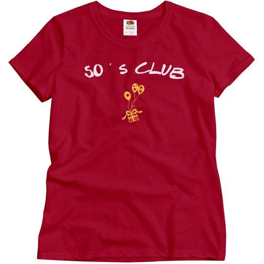50's club
