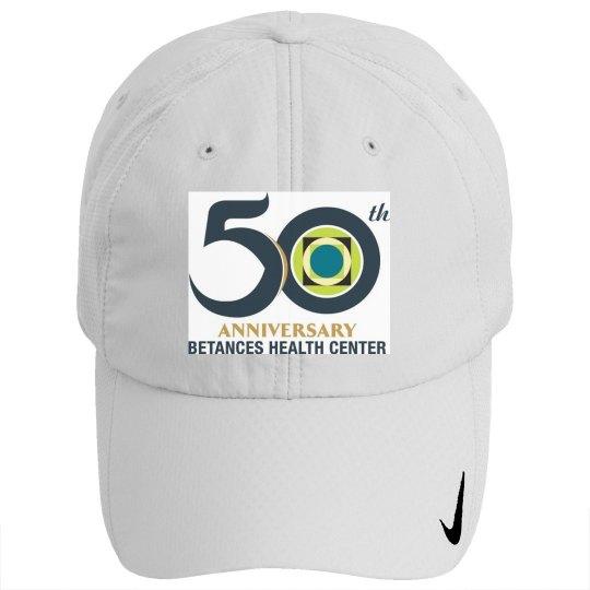 50th anniv logo hat