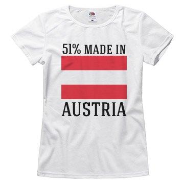51% made in Austria